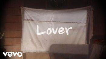 Lover (lyric video)