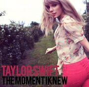 The moment i knew taylor