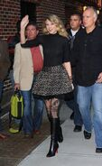 Taylor Swift Boots 8