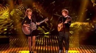 Everything Has Changed live on BGT