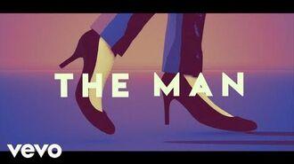 The Man (lyric video)