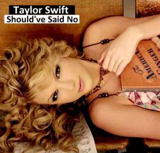 File:Tayor Swift - Should've Said No.png