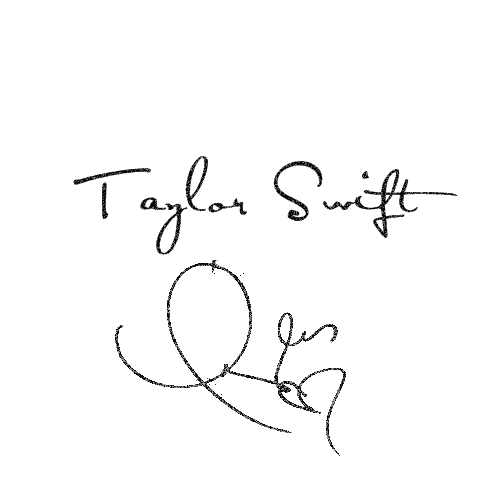 Image - Taylor swift autograph png by angelaswifty-d4r7evf ...