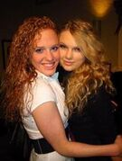Abigail and Taylor