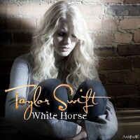 Taylor-Swift-White-Horse-My-FanMade-Single-Cover-anichu90-19820164-533-533