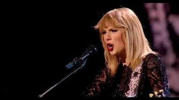 Taylor Swift - I Don't Wanna Live Forever at SBW