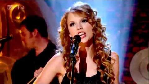 Taylor Swift - Mine HD Interview @ Paul O'Grady ITV Show