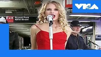 Taylor Swift Performs 'You Belong with Me' 2009 Video Music Awards
