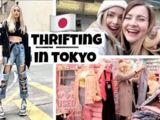 Episode 337: My First Time Thrift Shopping in Harajuku, Japan
