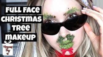 Top Instagram Beauty Trends 2017 (with an Xmas Twist) Vlogmas Day 13