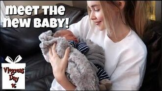 Meet the New Baby! Vlogmas 16