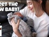 Episode 226: Meet the New Baby! , Vlogmas 16