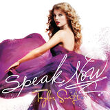 Speak Now Portada oficial