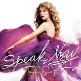 Speak Now Portada oficial