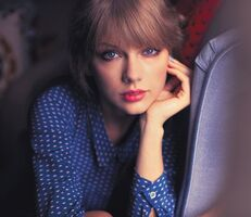 Taylor Swift - Red - Album photoshoot (70)