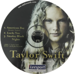 Taylor Swift - 2002 Promotional Demo
