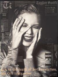 Taylor Swift - reputation - Album photoshoot (3)