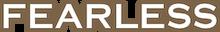 Fearless - logo