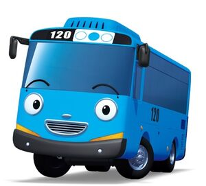 Tayo The Little Bus Character Tayo The Little Bus Wiki Fandom