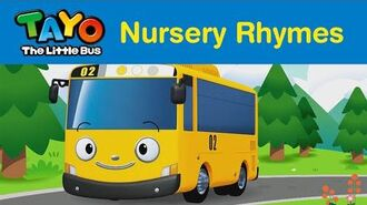 TAYO Nursery Rhymes 29 Wheels On The Bus (Lani Version)