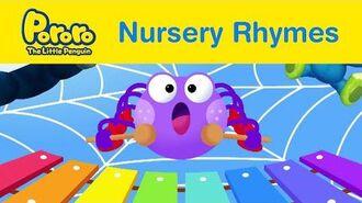 Pororo Nursery Rhymes 25 Itsy bitsy spider