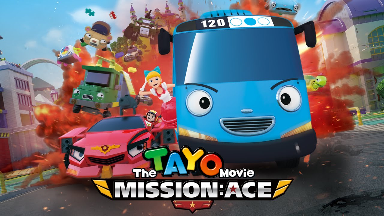 Tayo The Little Bus The Movie Tayo The Little Bus Wiki Fandom