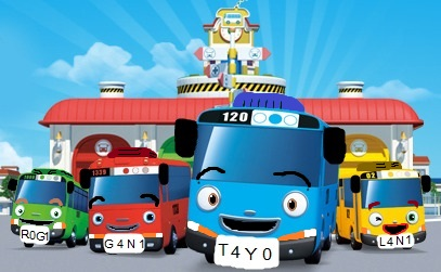 image tayo makeover jpg tayo the little bus wiki fandom
