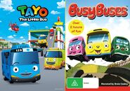 Tayo and busy buses