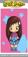 Hana as PPGZ