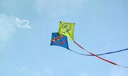Yes kites