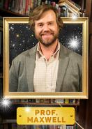 Professor Maxwell frame