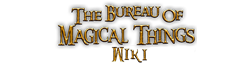 The Bureau of Magical Things Wiki