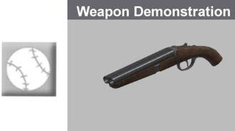 Typical Colors 2 Demonstration DB Shotgun
