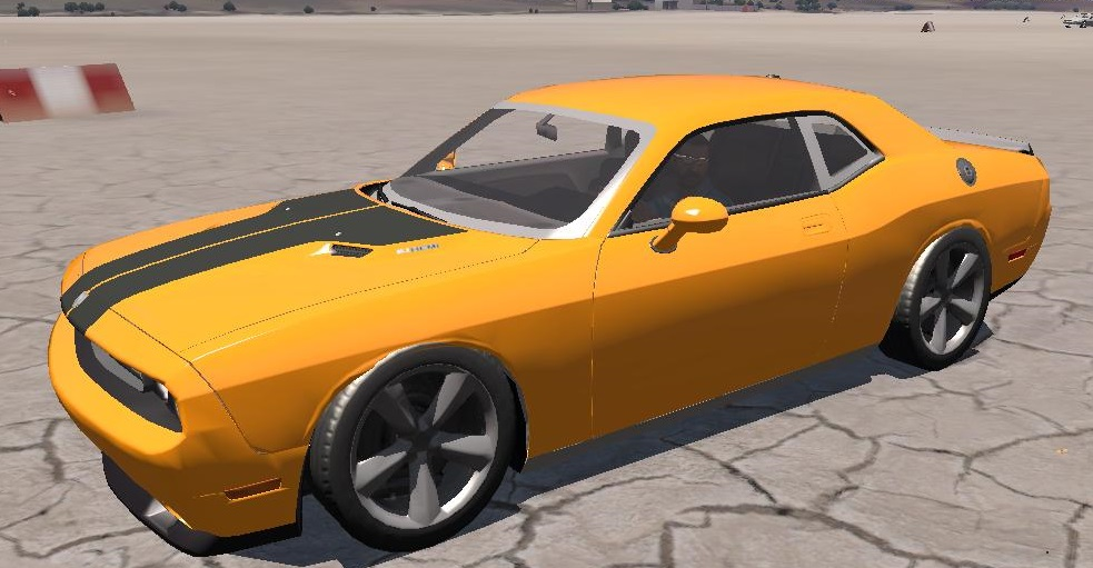 2009 Dodge Challenger SRT8 | TCG Life Mods Wiki | FANDOM