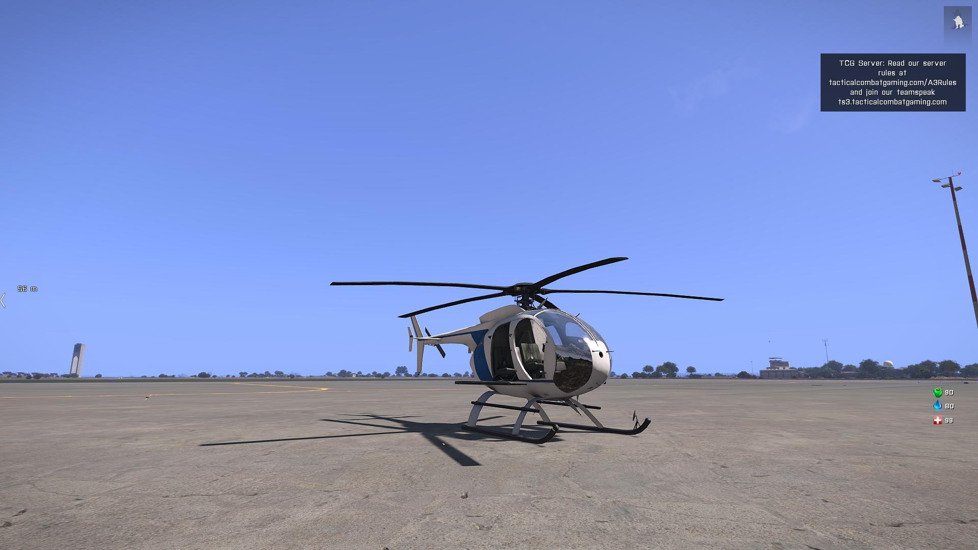 MH-9 Hummingbird | TCG Life Mods Wiki | FANDOM powered by Wikia