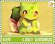 Ladydinobug-reflection