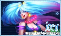 Joey-overdrive b