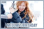 Megumi-onstagebday02