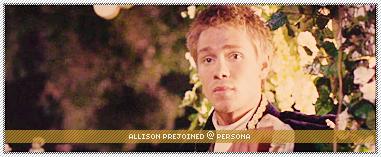 Allison-persona b