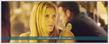 Crissy-persona b