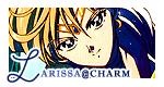 Larissa-charm