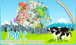 Joyce-overdrive b