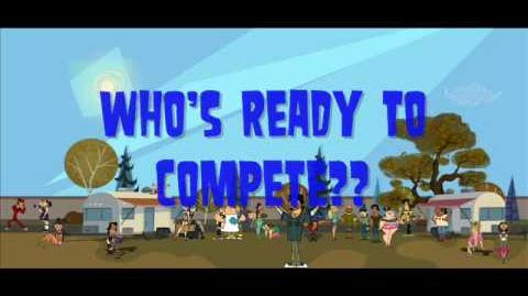 My Total Drama World Tour Camp Finale and Start of Season FOUR!