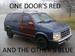 One Doors Red Van