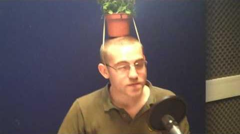 TalkRadarUK 50 Cundy does Pikmin cosplay.wmv