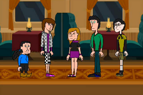Searching The Murderer E123omegashows Total Drama Competitions