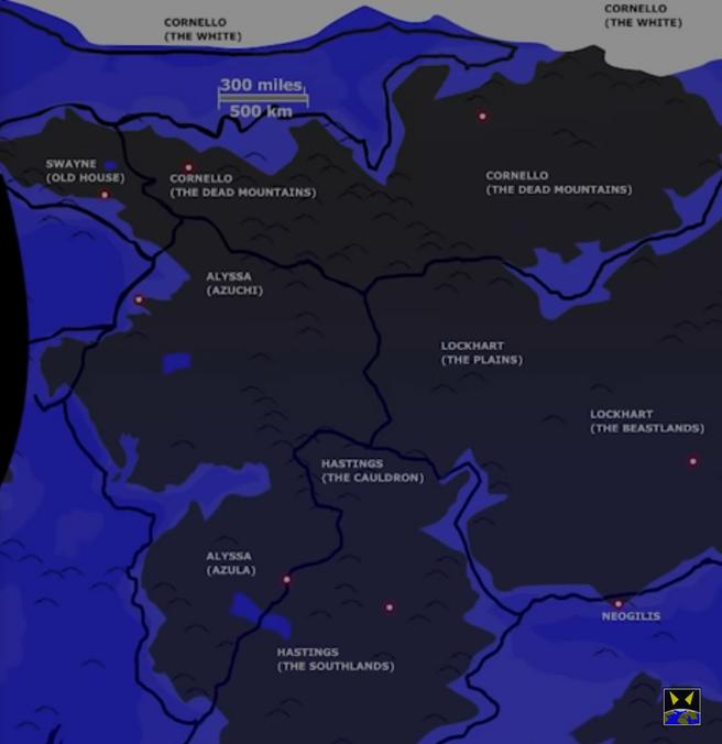 Shadowfel map