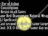 The Eye of Ashur