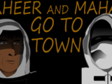 Zaheer and Mahar go to Town