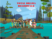 Totaldramaboardwalk